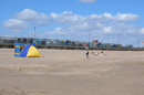 The beaches at Sutton on Sea and Trusthorpe are enjoyed by the whole family. Copyright © Maria Vincent 2009